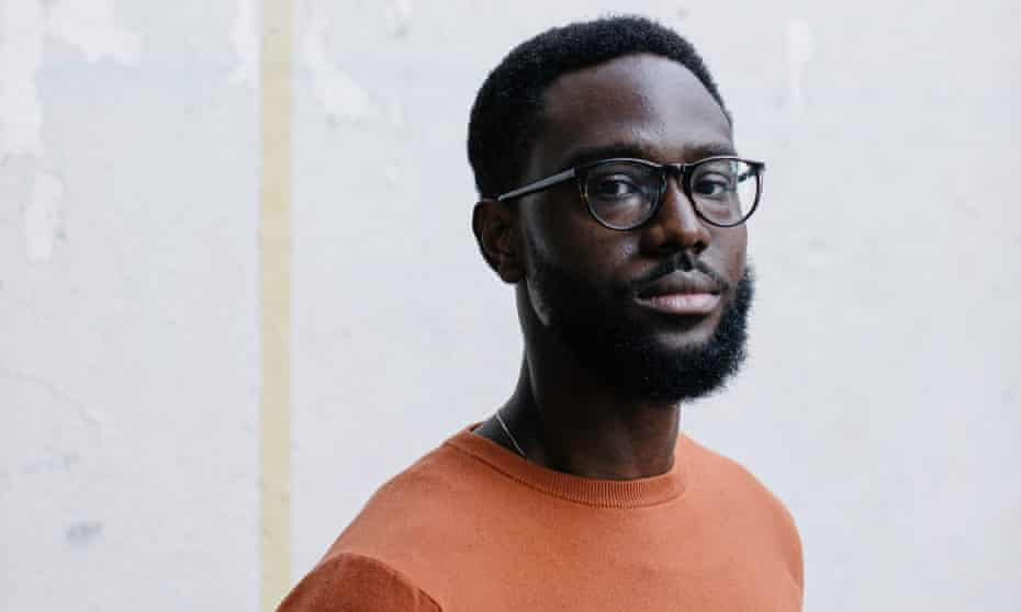 Saidu Tejan-Thomas Jr, host of Gimlet's new podcast, Resistance, which looks at the personal tales behind recent protests for racial justice.