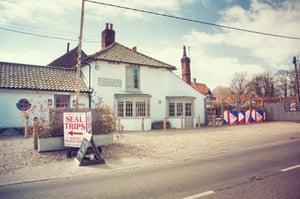 Ales and hearty food for weather-beaten twitchers: the Anchor, Norfolk.