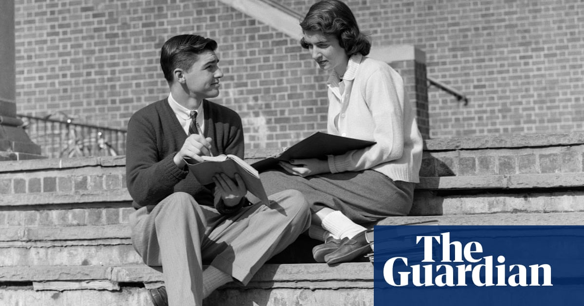 The student experience — then and now | Education | The Guardian