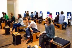 Mats Staub's installation 21: Memories of Growing Up