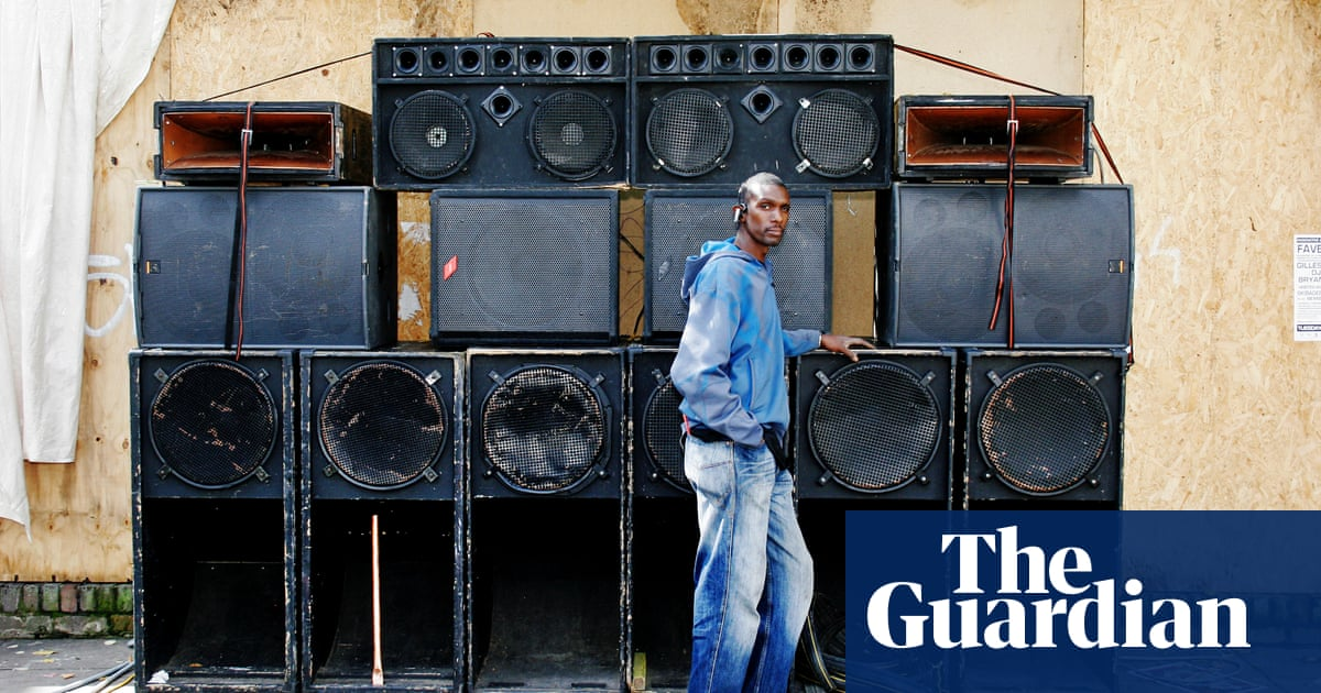 The sound systems of Notting Hill carnival: 'I'll stop when