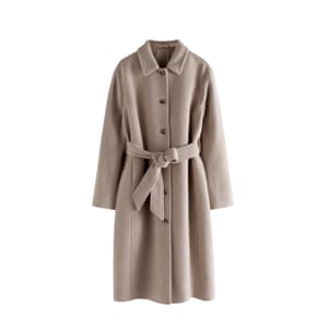 Taupe single-breasted, £205, stories.com.