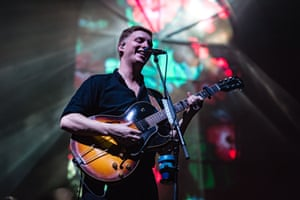 George Ezra at the O2 in London. 19 March 2019