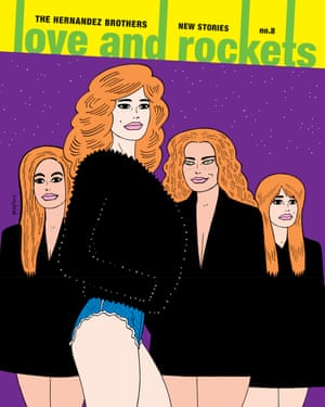 Love and Rockets 8.