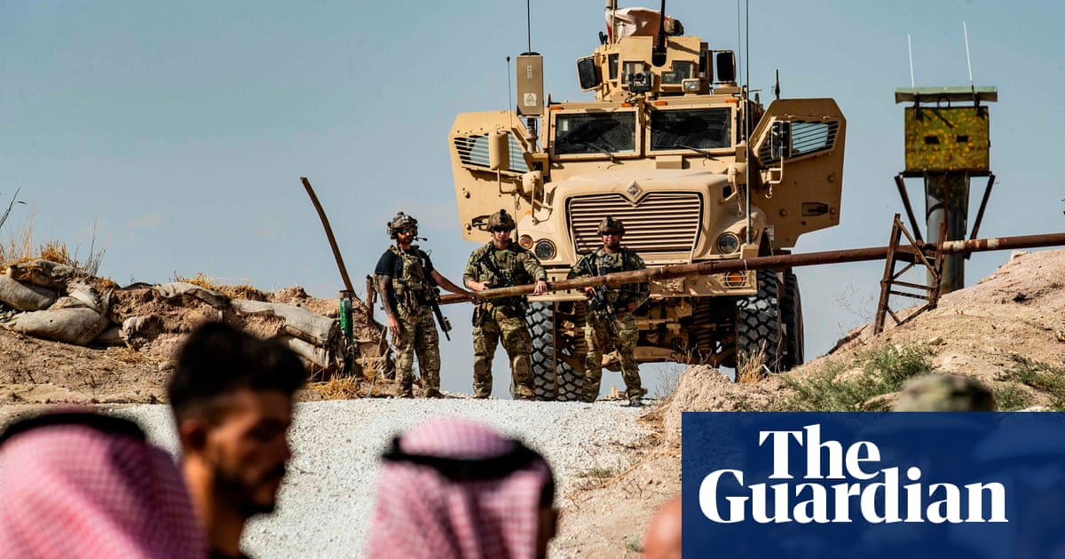 US to let Turkish forces move into Syria, abandoning Kurdish allies