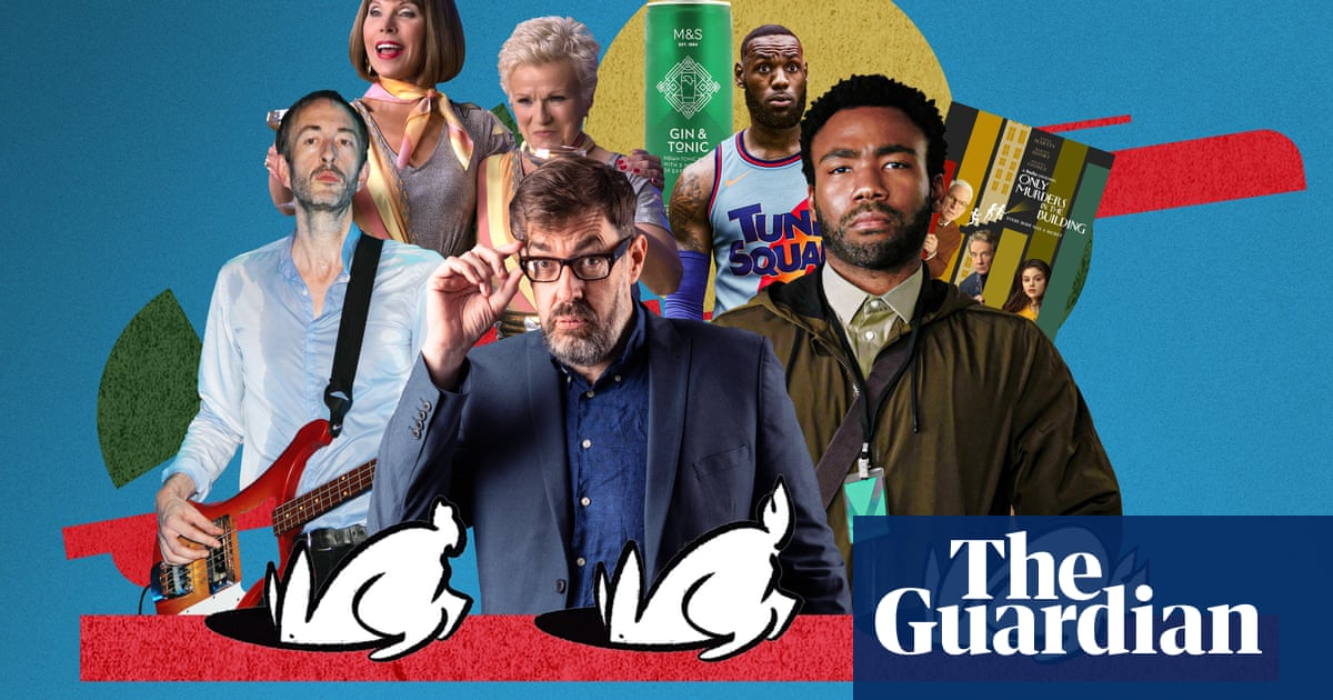 Degrees of separation: what connects Richard Osman to LeBron and Zendaya?