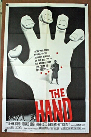 Film poster for The Hand