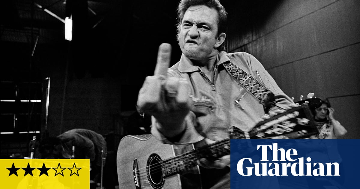 Show Me the Picture: The Story of Jim Marshall review – shooting stars