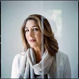 Author, social activist, and filmmaker Naomi Klein photographed in Toronto, Canada