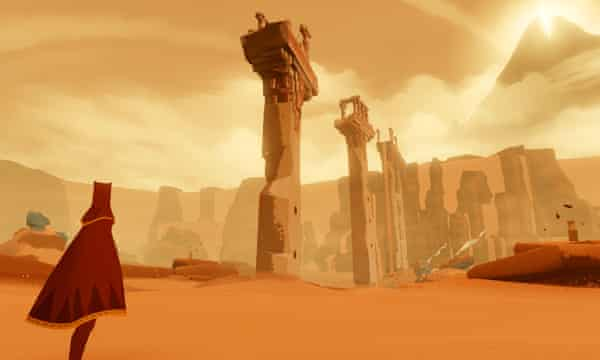 Journey provided a seamless social experience that proved meaningful for many players.