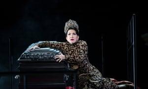 'Astonishing': Joyce DiDonato in the title role of Semiramide at the Royal Opera House.