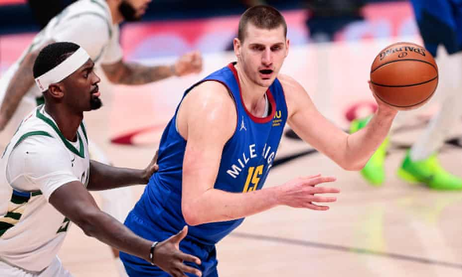 Nikola Jokic's ability to score, pass and rebound is a huge asset for the Denver Nuggets
