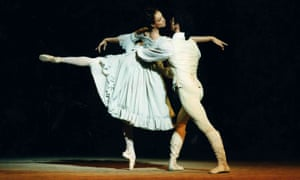 Sylvie Guillem and Jonathan Cope in Kenneth MacMillan's production of Manon, which will return this season at the Royal Ballet.