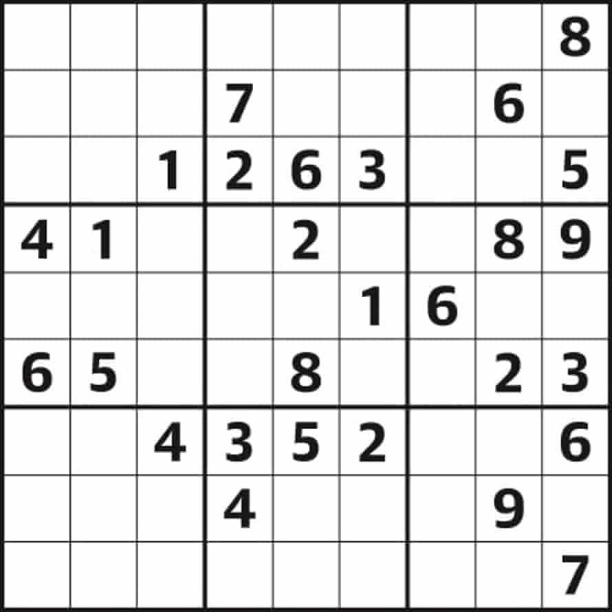 Sudoku 5130 easy