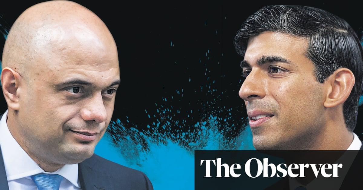 The next battle for the NHS: Sajid Javid v Rishi Sunak