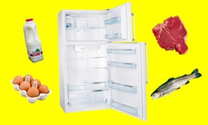 Where should you put meat and fish? And is the door the best place for milk and eggs?