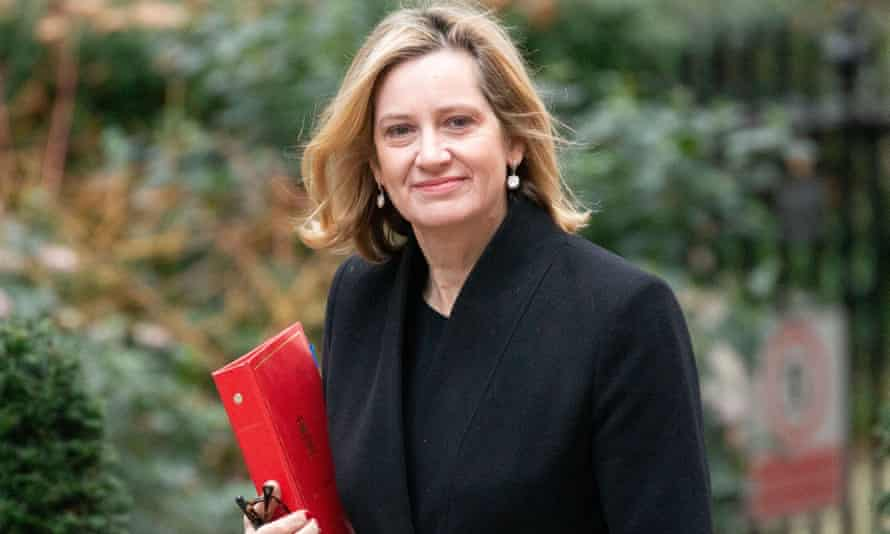 Amber Rudd, the work and pensions secretary, has been attempting to repair the reputation of DWP.