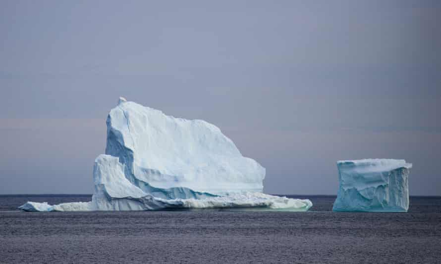 Study shows Greenland lost around 280bn tons of ice per year between 2002 and 2016, enough to raise the worldwide sea level by 0.03 inches annually.