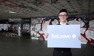Leave: Darren Grimes.