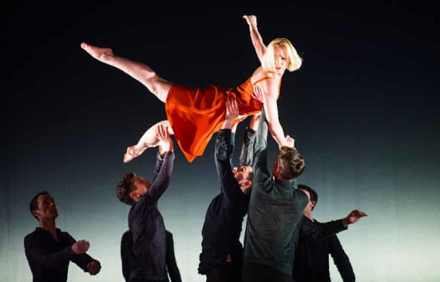 Simone Damberg Würtz in Kim Brandstrup's 'beautifully constructed' Transfigured Night.