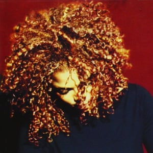Janet Jackson: The Velvet Rope album artwork