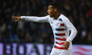 Tyler Adams already has nine caps for USA at the age of 19