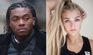 Ceon Broughton and Louella Fletcher-Michie.