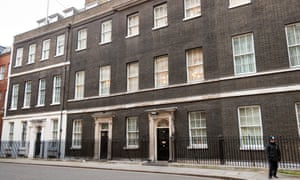 Who Lives At No 9 Downing Street Politics The Guardian