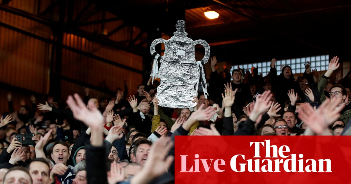 FA Cup fourth-round draw: Man City host Fulham, Chelsea travel to Hull