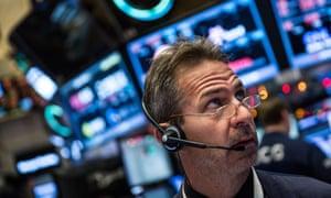 US stock markets China economy