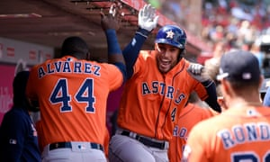Few can stop the Astros when they're at their best