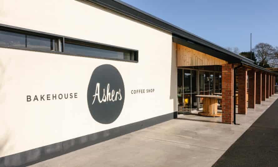 Ashers Baking Company.