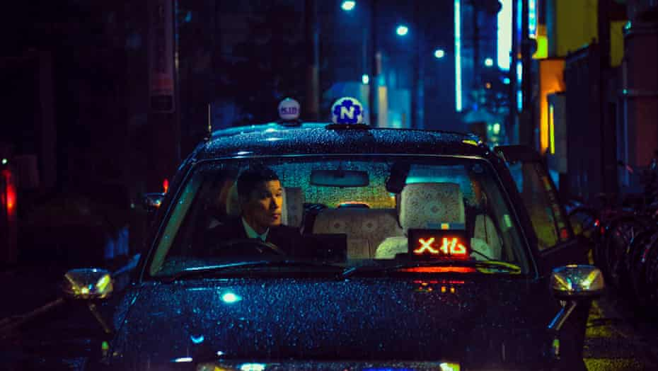 Taxi Driver by Liam Wong.