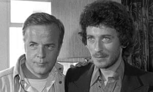 Franco Zeffirelli and Robert Powell.