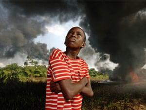 Ogoni Boy, 2007, Oil Rich Niger Delta, 2003-2007