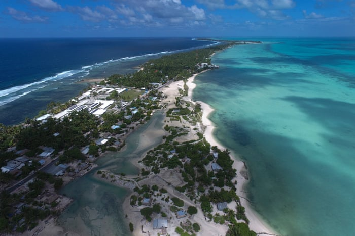 Waiting for the tide to turn: Kiribati's fight for survival