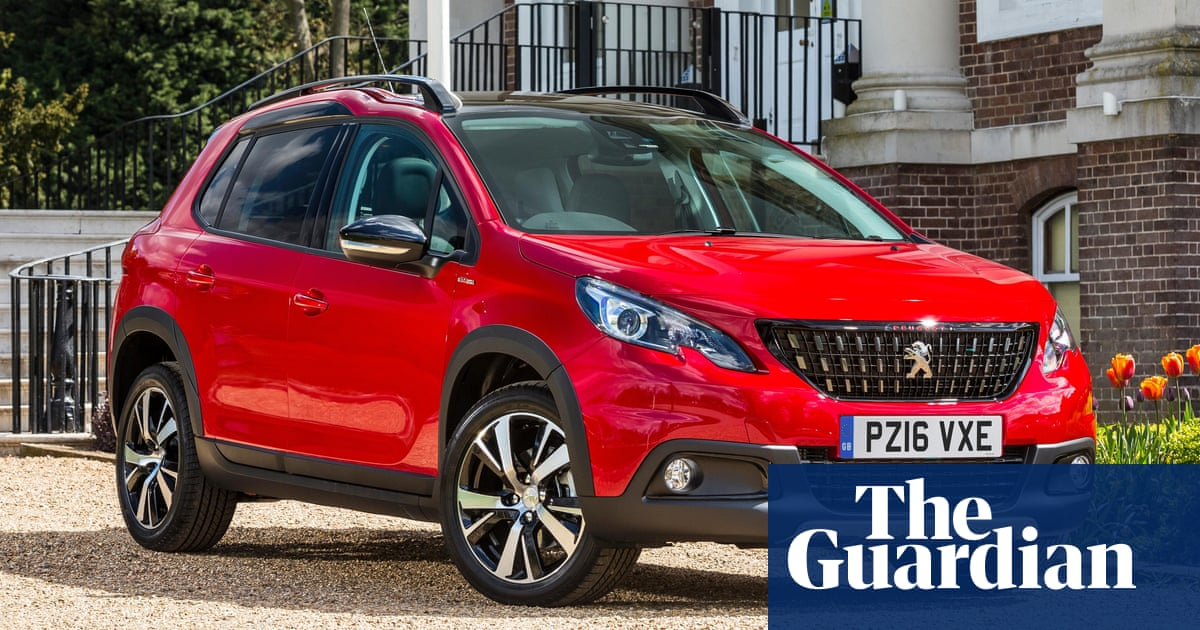 Peugeot 2008 car review: 'The panoramic roof was a booby trap