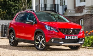 Peugeot 2008 car review: \'The panoramic roof was a booby trap ...