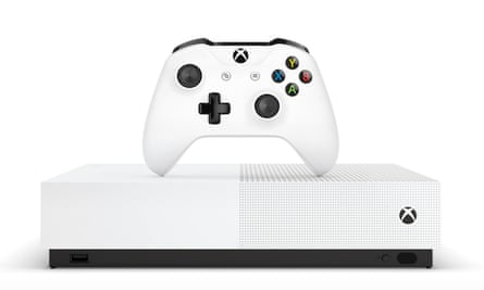 Xbox One S Digital-Only Edition