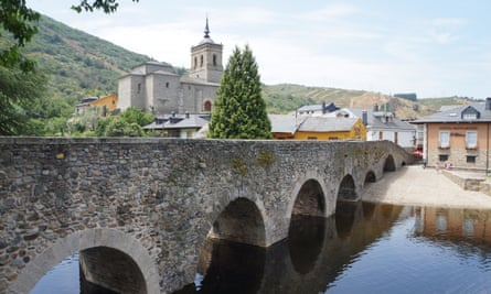 Molinaseca, Spain, Camino Ways