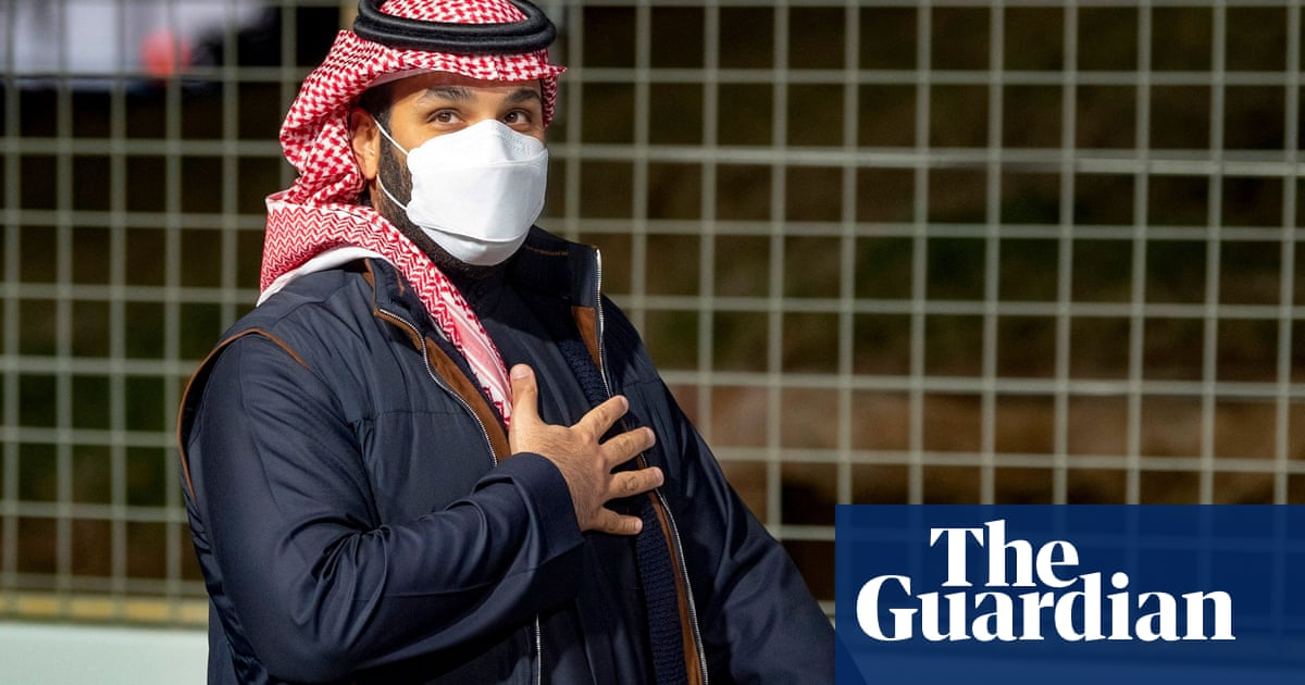 US refuses to say whether crown prince one of 76 Saudis hit by visa ban