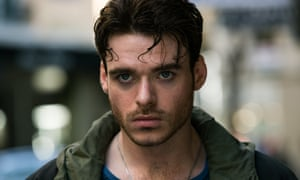 Richard Madden in Bastille Day.