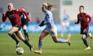 Lauren Hemp of Manchester City.