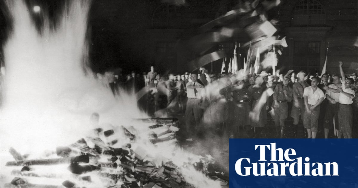 The Pages by Hugo Hamilton review – if a book could talk
