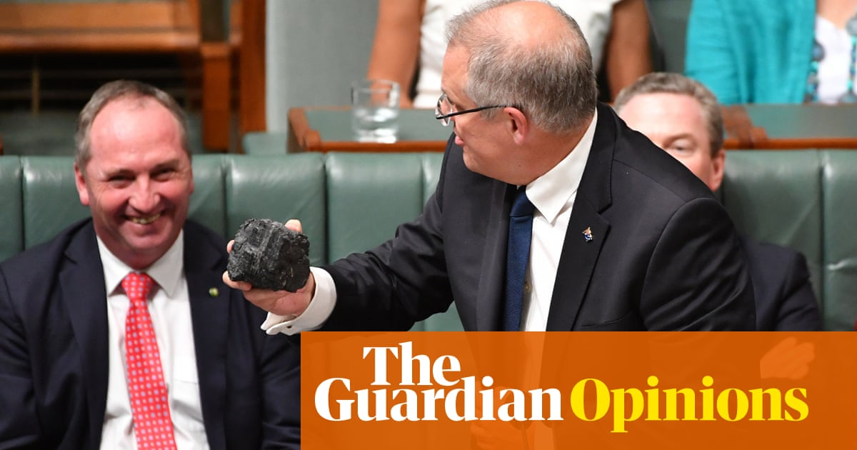 Biden as president would pursue climate 'cheaters' – and Australia could be among them | Richie Merzian