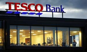 Tesco Bank's Edinburgh HQ