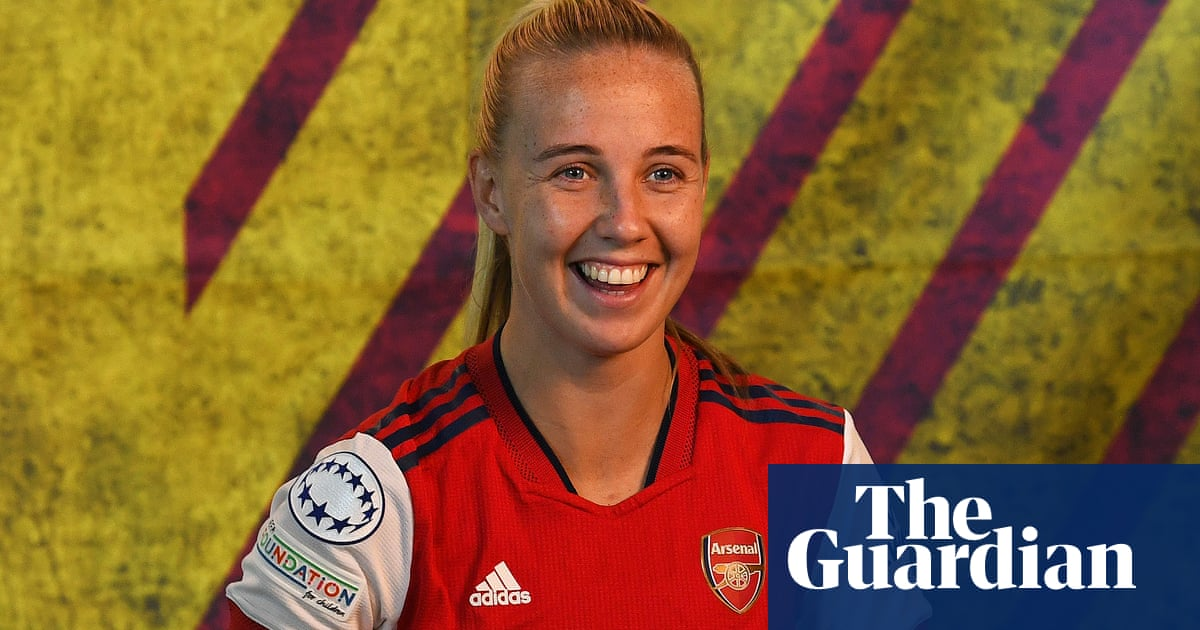 Arsenal's Beth Mead: 'I wanted to prove why I should have been at the Olympics'