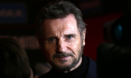 Liam Neeson: after a friend was raped, I wanted to kill a black man