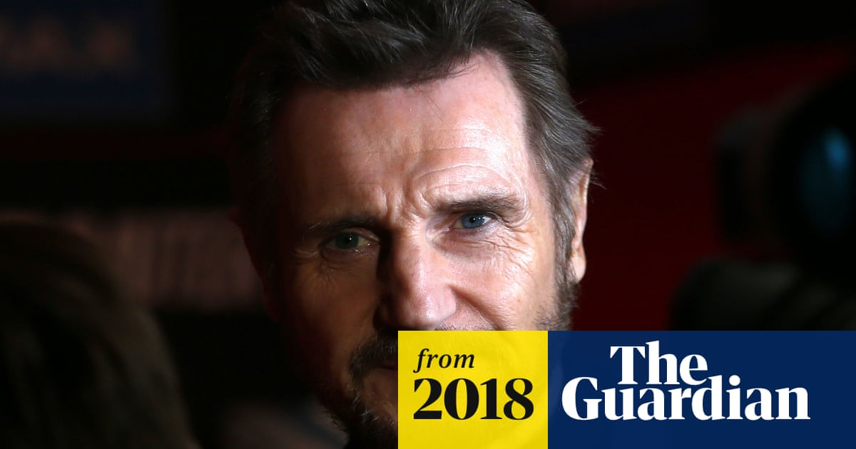 Liam Neeson says harassment allegations are now 'a witch