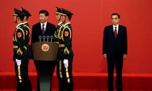 Premier Li Keqiang and President Xi Jinping